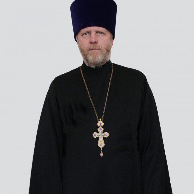 Протоиерей Александр Кашкин