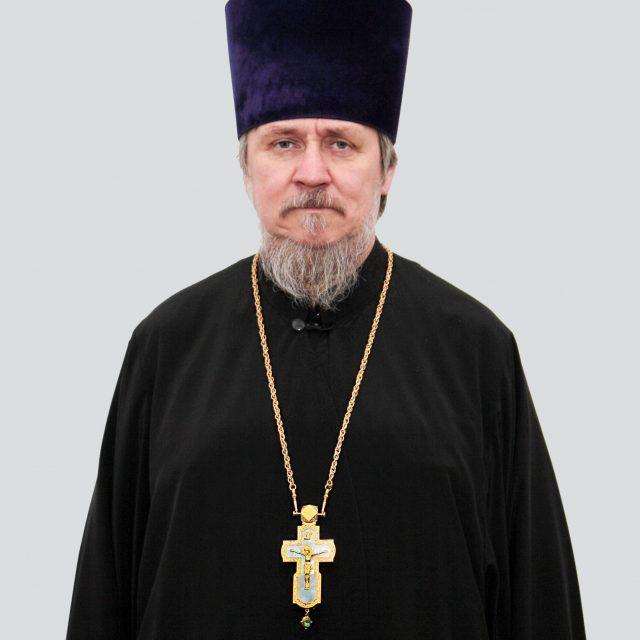 Протоиерей Виктор Сандар