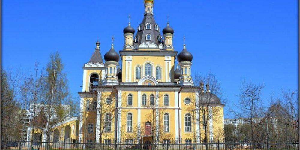 Храм Сретения Господня в Жулебине введен в эксплуатацию