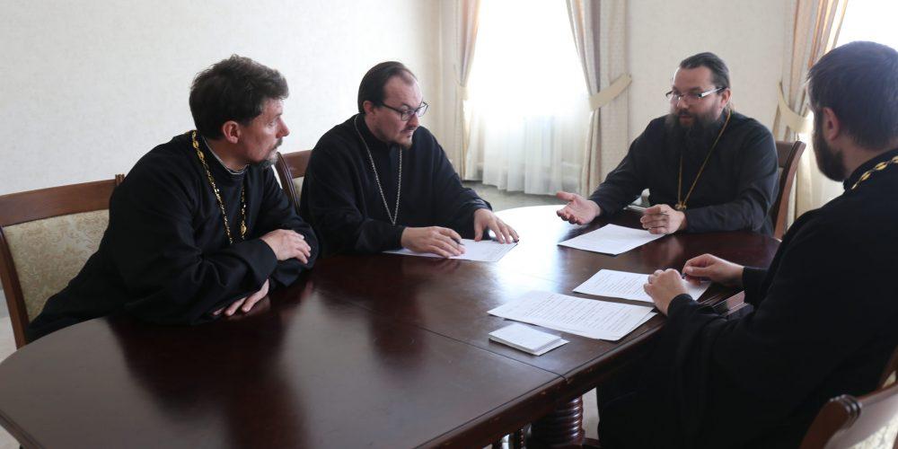Состоится практикум для православной молодежи Юго-Восточного и Северо-Восточного викариатств