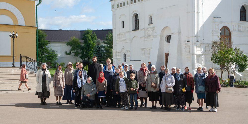 К святыням Калужского края – по стопам преподобного Пафнутия