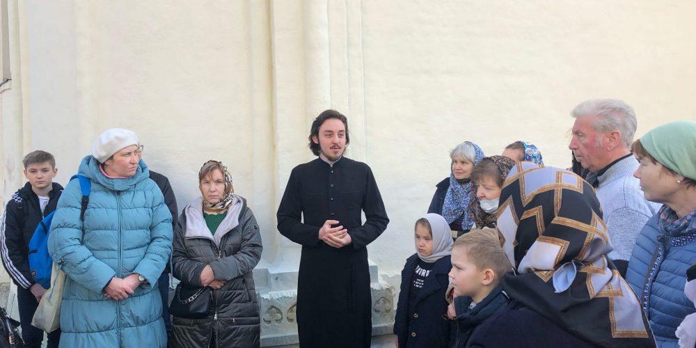 Паломничество в Троице-Сергиеву Лавру прихожан Покровского храма в Некрасовке