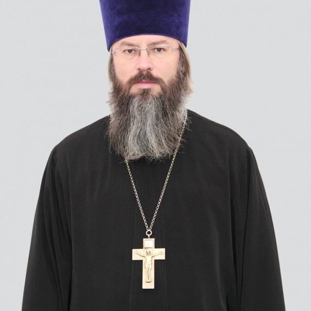 Священник Михаил Сергеев