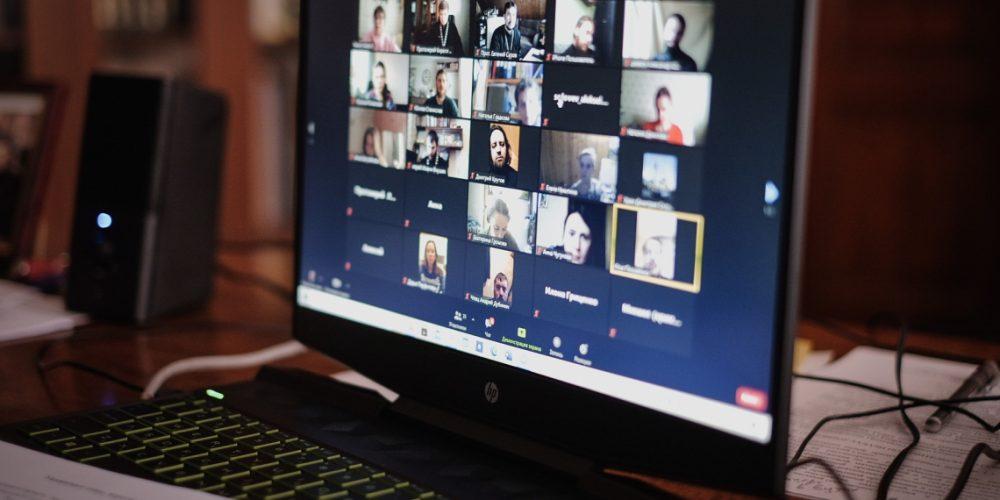 Состоялась первая онлайн-конференция отдела по делам молодежи Московской городской епархии с ответственными за молодежную работу в викариатствах г. Москвы