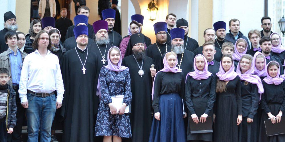 Управляющий Юго-Восточным викариатством совершил Пассию с участием православной молодежи
