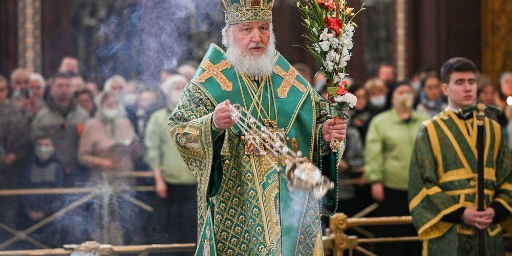 Ряд клириков Юго-Восточного викариатства к празднику Святой Пасхи удостоены Патриаршей награды