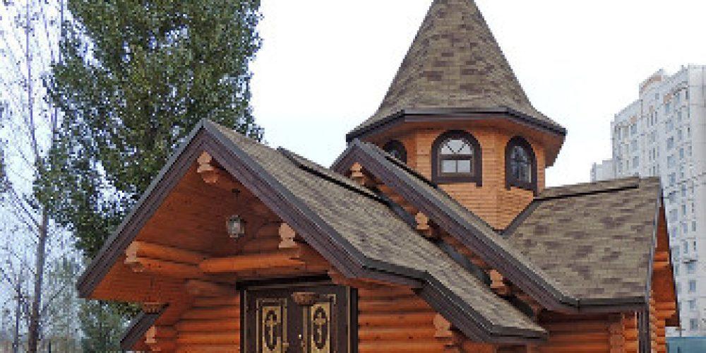 Храм мч. Андрея Стратилата в Люблине (строящийся)