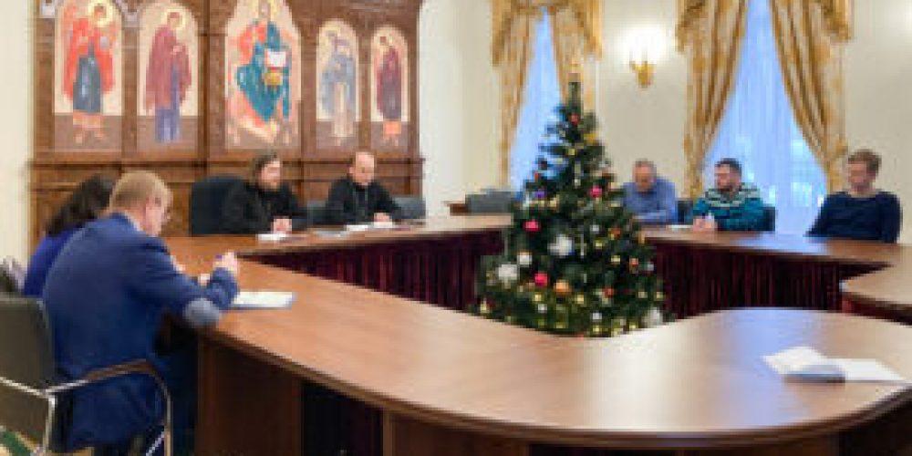 Подана заявка на разрешение на строительство храма святых благоверных князей Петра и Февронии Муромских в Марьине