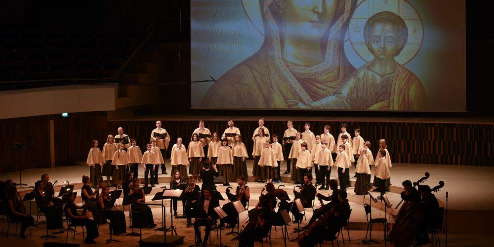 Хор православной гимназии «Люблино» стал лауреатом IX Московского фестиваля хоров воскресных школ