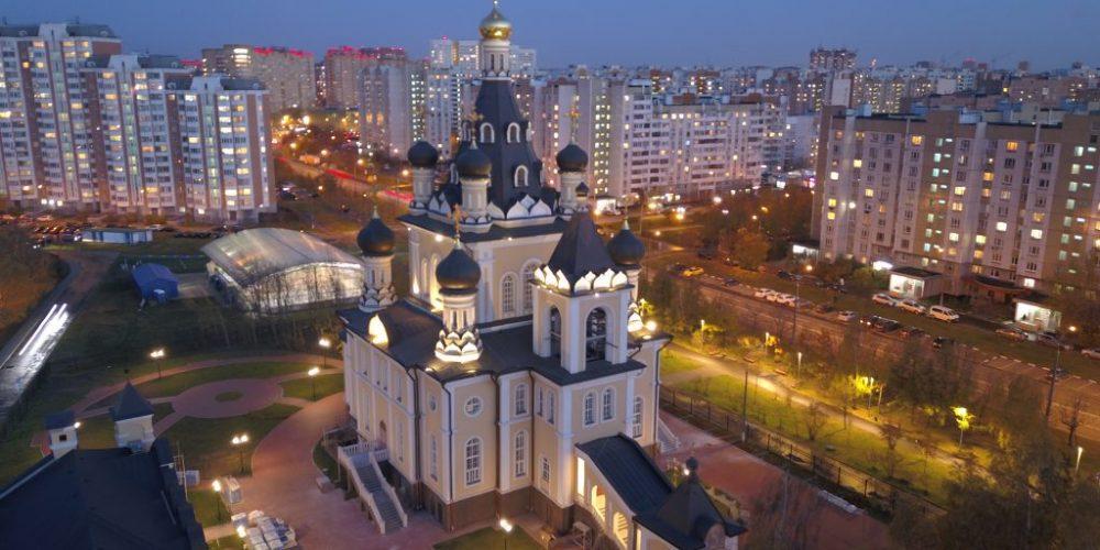 На приходе святого праведного Симеона Верхотурского в Марьине была прочитана лекция о благоверном князе Александре Невском