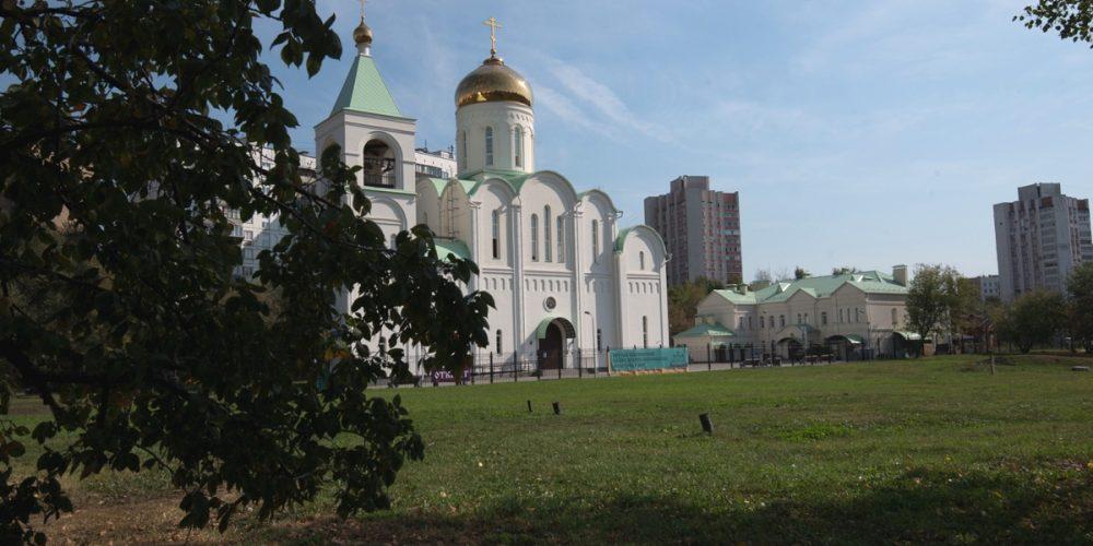 В ФХУ прошло совещание по вопросам эксплуатации храма благоверного князя Андрея Боголюбского на Волжском