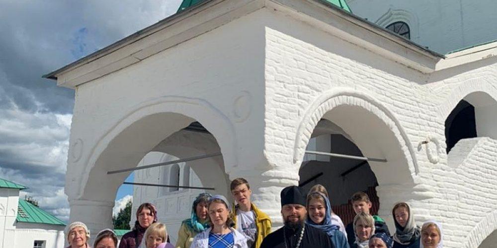 Паломническая поездка по святым местам Санкт-Петербурга и Ладоги прихожан храма святого праведного Симеона Верхотурского в Марьине