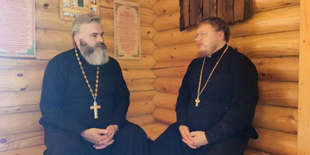 Иерей Марк Кравченко принял участие в совещании вопросам духовного окормления казачества
