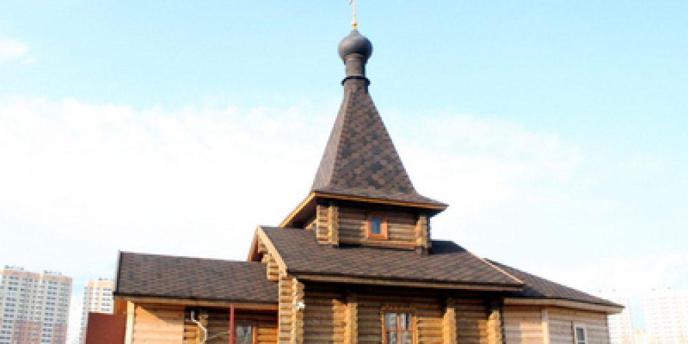 Храм Покрова Божией Матери на Люберецких полях