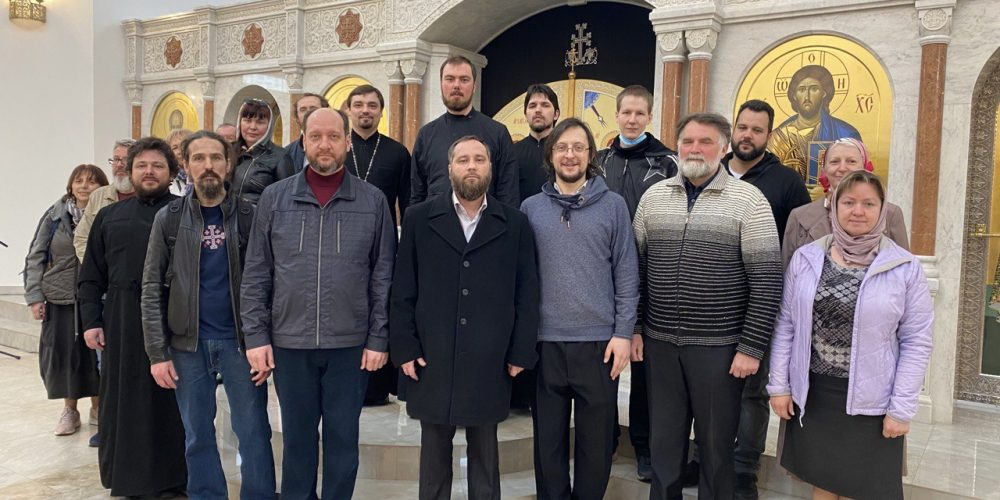 Прошло общее собрание миссионеров Юго-Восточного викариатства