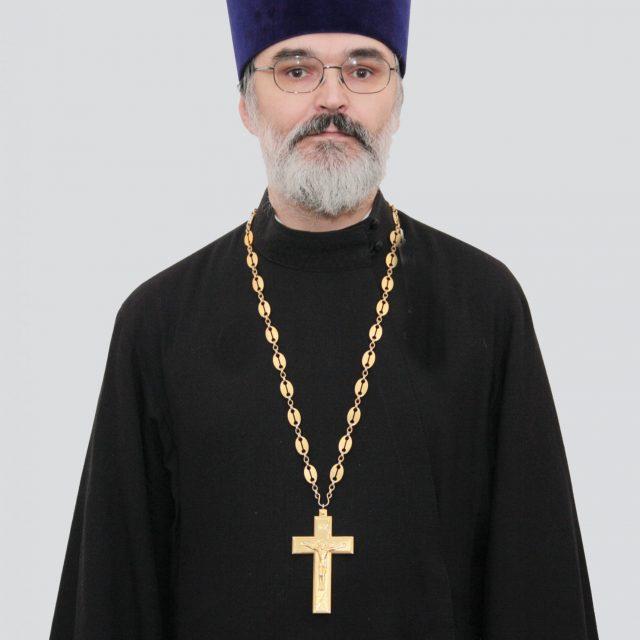 Протоиерей Марк Соукуп