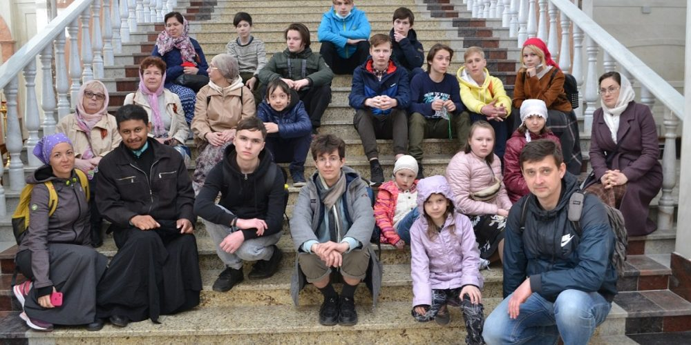 Паломническая поездка учащихся гимназии «Люблино» в г. Курск