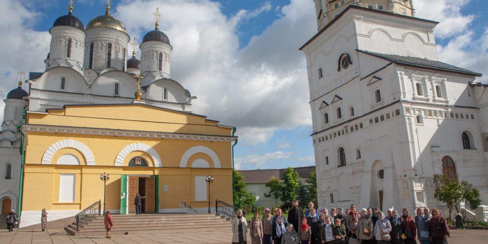Архиепископ Егорьевский Матфей принял участие в совещании по строительству храмов в Юго-Восточном округе