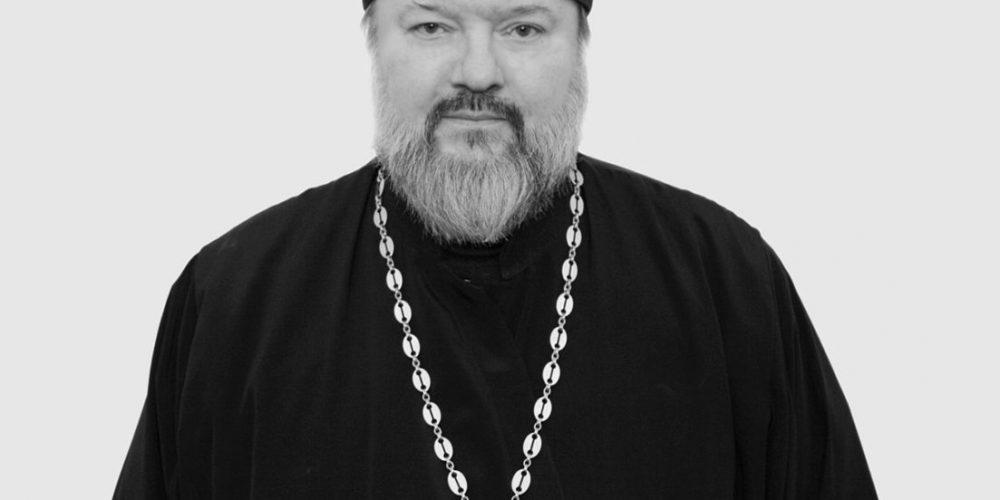 Патриаршее соболезнование в связи с кончиной клирика храма прав. Иоанна Кронштадтского в Жулебине протоиерея Сергия Бирюкова