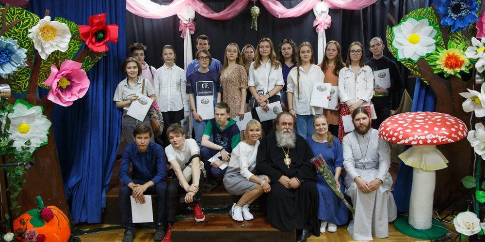 В детском центре при храме Живоночальной Троицы у Салтыкова моста прошла премьера нового спектакля приходской детской театральной студии