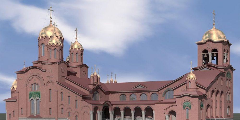 Вопрос проектирования храма преподобного Паисия Святогорца в Выхине был рассмотрен на профильном совещании