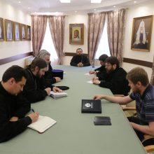 Архиепископ Егорьевский Матфей провел совещание по вопросу создания миссионерских школ в Юго-Восточном викариатстве