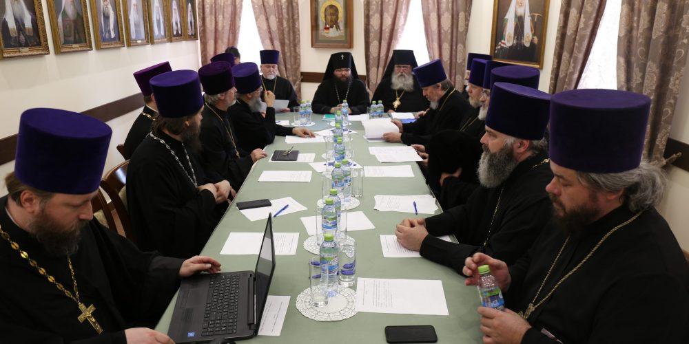 Состоялось заседание объединенного Совета Северо-Восточного и Юго-Восточного викариатств