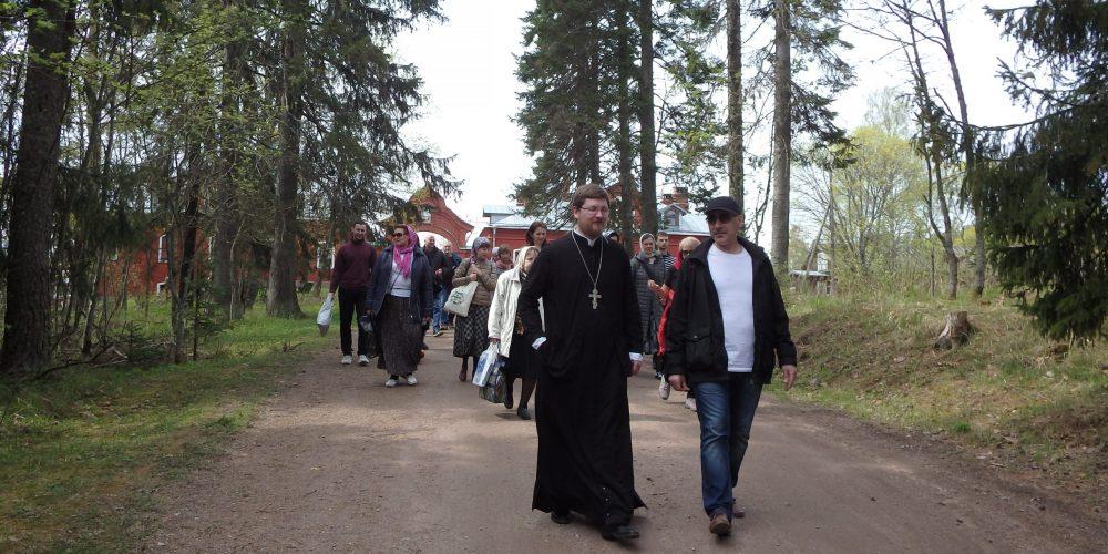 Паломническая поездка прихожан Троицкого храма в Карачарове в Валаамскую обитель