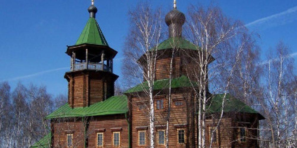 Храм св. прав. Иоанна Кронштадтского в Жулебине