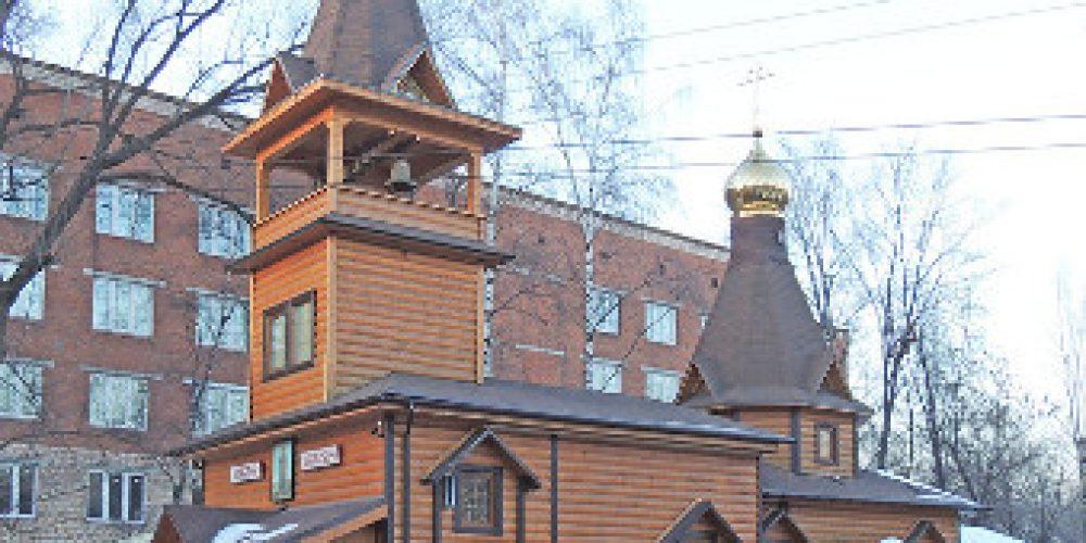 Храм св. равноап. кн. Владимира в Кузьминках