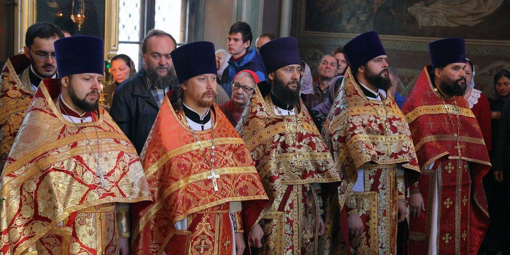 Архиепископ Егорьевский Матфей принял участие в открытии нового здания окружного Следственного управления
