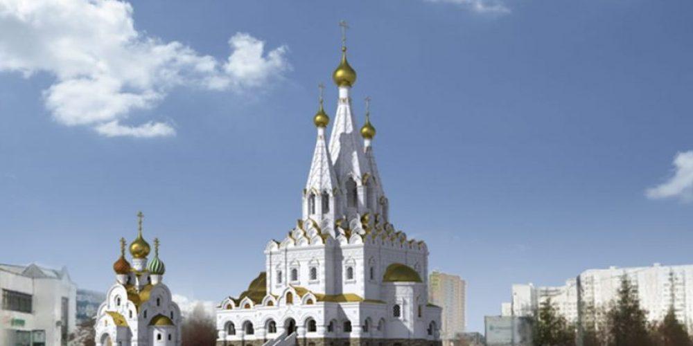 Храмовый комплекс в парке Артема Боровика станет одним из самых больших в Москве