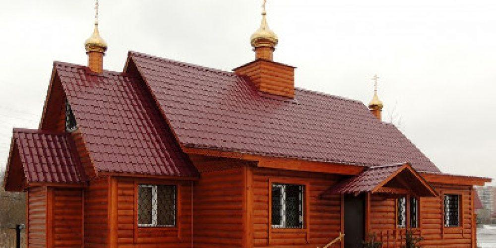 Храм свв. благов. кнн. Петра и Февронии в Марьине (строящийся)