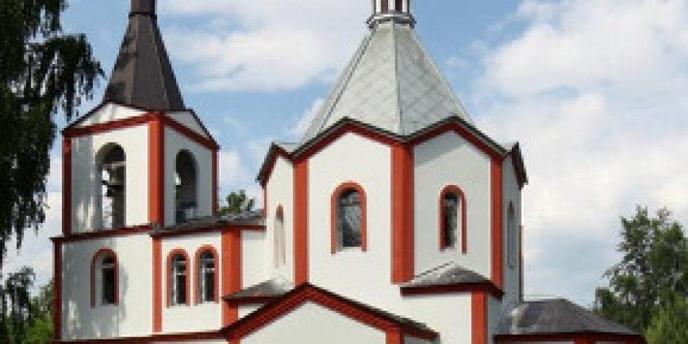 Помощник председателя ФХУ провел совещание по вопросам подготовки к строительству храма благоверных Петра и Февронии в Марьине