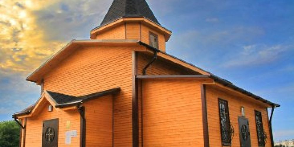 Храм прп. Паисия Святогорца в Выхине (строящийся)
